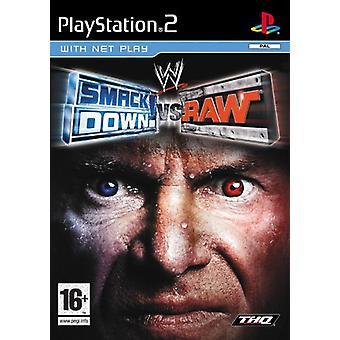 WWE Smackdown Vs Raw (PS2)