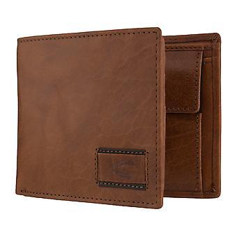 Camel active mens portafoglio portafoglio portamonete Cognac 6335