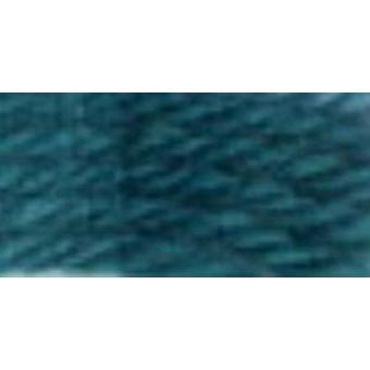 DMC Tapestry & Embroidery Wool 8.8yd-Very Dark Turquoise