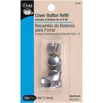 Cover Button Refills-Size 24 5/8
