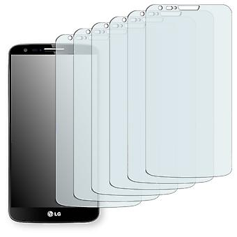 LG D801 G2 LTE display protector - Golebo Semimatt protector (deliberately smaller than the display, as this is arched)