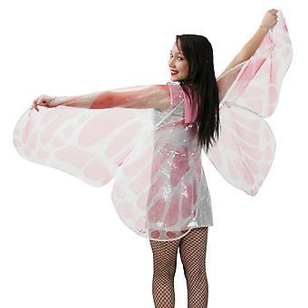 Schmetterlingsflügel groß riesig 2m Spannweite Accessoire Fee Elfe