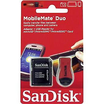 SanDisk Mobile Mate Duo card reader