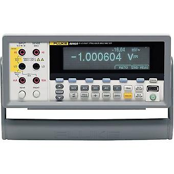 Fluke kalibratie 8846A/SU 240V Bench multimeter digitale CAT II 600 V display (tellingen): 200000