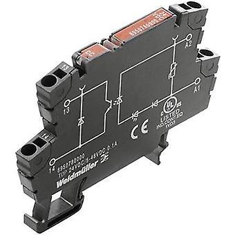 Weidmüller 1275100000 TOS 24VDC/24VDC 4A Optocoupler Module, TERMOPTO