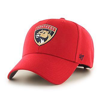47 Brand NHL Florida Panthers Cap - Red