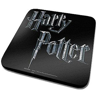 Harry Potter Cork Backed Drinks Mat / Coaster