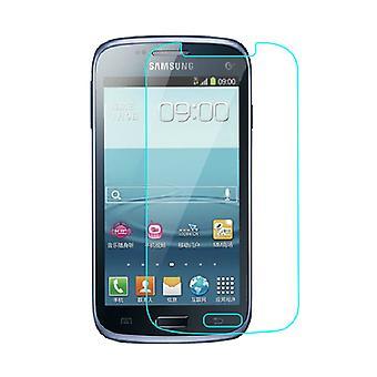 Samsung Galaxy Core Displayschutzfolie 9H Verbundglas Panzer Schutz Glas Tempered Glas