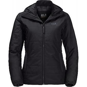 Jack Wolfskin Women's Park Avenue Jacket - Black
