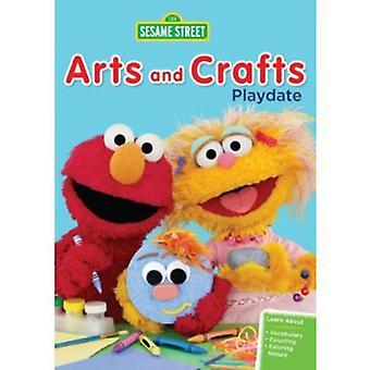 Sesame Street - Arts & Crafts Playdate [DVD] USA import