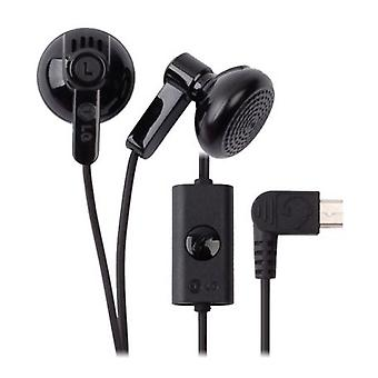 LG Micro USB Stereo Headset voor LG Xenon GR500, Shine II GD710, eXpo GW820, CF36
