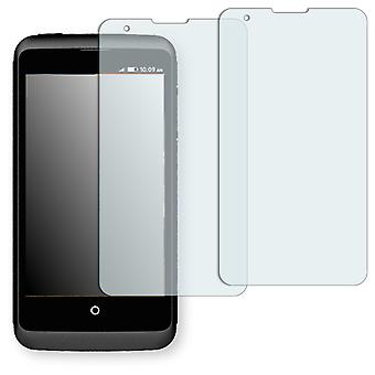 ZTE open C screen protector - Golebo crystal clear protection film