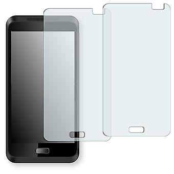 Accent A455 display protector - Golebo crystal clear protection film