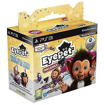 EyePet - Inklusive PlayStation Eye (PS3) - Werksgedichtet