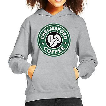 Chelmsford Kaffee Starbucks Kid das Sweatshirt mit Kapuze