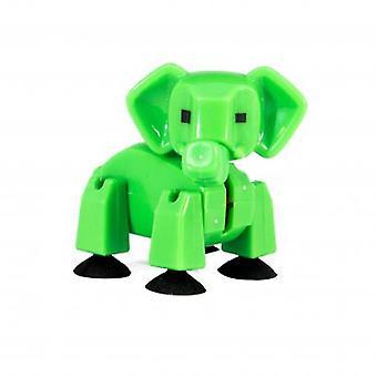 StikBot Safari, StikElephant, grün