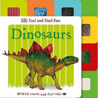 Sentir e achar divertido dinossauro por DK - 9780241196472 livro