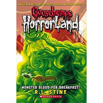 Monster Blood for Breakfast! by R L Stine - 9780439918718 Book