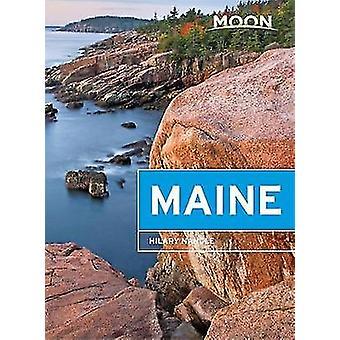 Maine - 7ème édition par Hilary Nangle - 9781631215087 livre de la lune