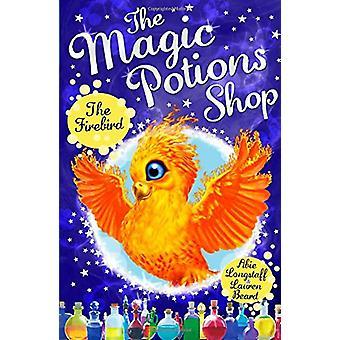 La tienda de pociones mágicas - el Firebird por Abie Longstaff - 978178295193
