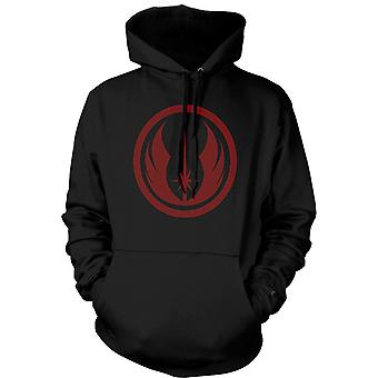 Mens Hoodie - Jedi Order - Star Wars - Knight