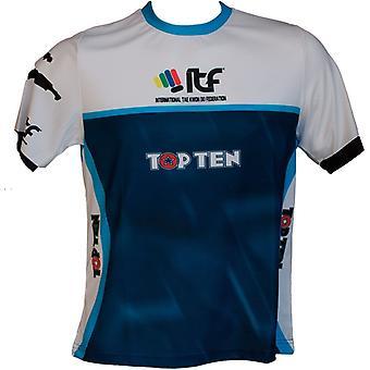Top zehn ITF-t-shirt
