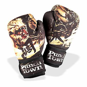 PunchTown The Balance Washable Kids Boxing Gloves