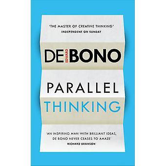 Parallel tænkning af Edward De Bono - 9781785040856 bog