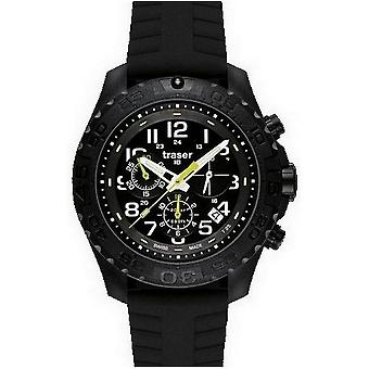 Traser H3 watch sport outdoor pioneer chronograph 105199