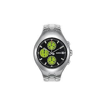 Alessi watch Nuba, Chronograph, al11012 by Guido Venturini