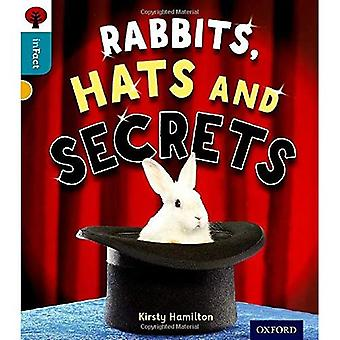 Hecho de Oxford Reading Tree: nivel 9: conejos, sombreros y secretos