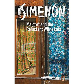 Maigret and the Reluctant�Witnesses: Inspector Maigret�#53 (Inspector Maigret)