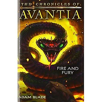 Le cronache di Avantia #4: Fire e Fury
