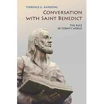 Samtal med Saint Benedict
