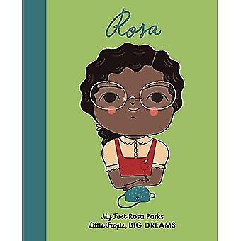 Rosa Parks: Min första Rosa Parks (Little People, BIG DREAMS) [styrelse bok]