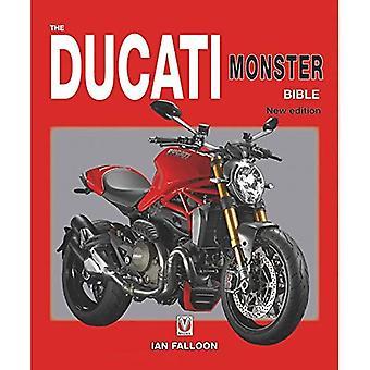 Ducati Monster Bibeln - ny uppdaterad & reviderade upplagan (Bibeln (Wiley))