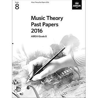 Musikteori forbi papirer