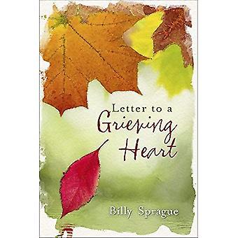 Brief aan een verdriet hart (hardcover uitgave)