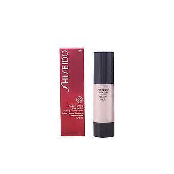 Shiseido strahlende Lifting Foundation #i40-natürliche Fair Ivory 30 Ml für Frauen