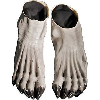 Werewolf Feet Grey
