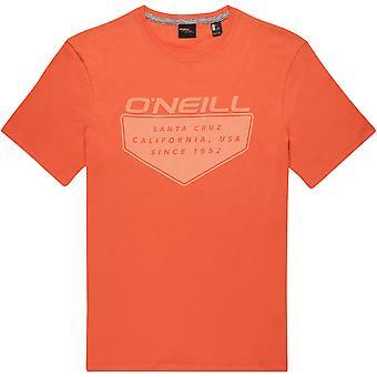 O'Neill T-Shirt homme ~ Cruz orange