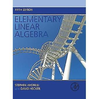 Elementære lineær Algebra af Andrilli & Stephen