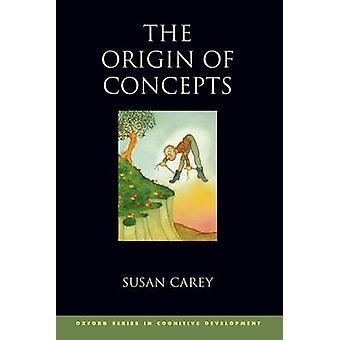 A origem dos conceitos por Carey & Susan