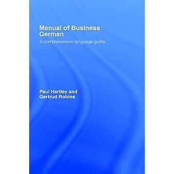 دليل للأعمال التجارية الألمانية هارتلي آند بول