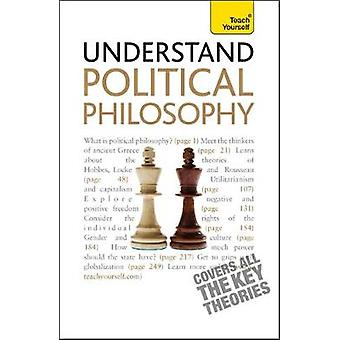Understand Political Philosophy Teach Yourself by Thompson & Mel