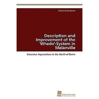 Beschreibung und Verbesserung der WhedoSystem in Malanville von Hauber Melanie Erika