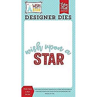 Echo Park Paper Wish Upon a Star Die Set (WST150045)