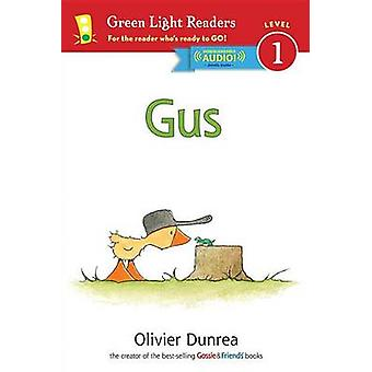 Gus by Olivier Dunrea - 9780544937246 Book