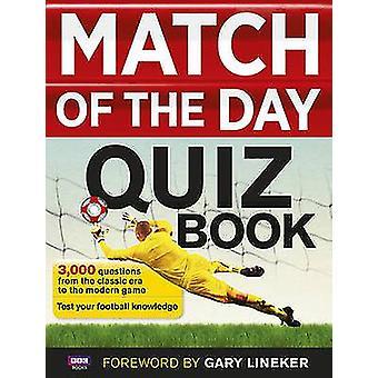 Partido del día quiz Book-9781849906722 libro