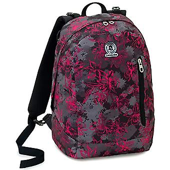 Backpack 2in1 Reversible Invicta Twist Eco-Material - Pink - 26 Lt - Fantasy - United Color - School & Leisure